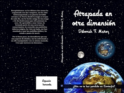 Atrapada en otra dimensión, 3ª edición. Composición y fondo.