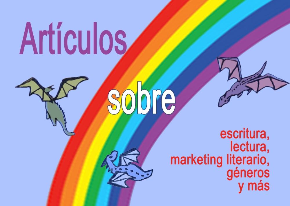 Cabecera de artículos de la escritora y bloguera Déborah F. Muñoz