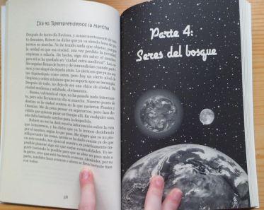 Atrapada en otra dimensión, 3ª edición