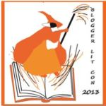 Logotipo de convención bloguera literaria