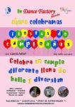 Cartel para fiestas de cumpleaños