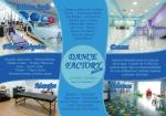 Flyer de escuela de danza y pilates (cara a)