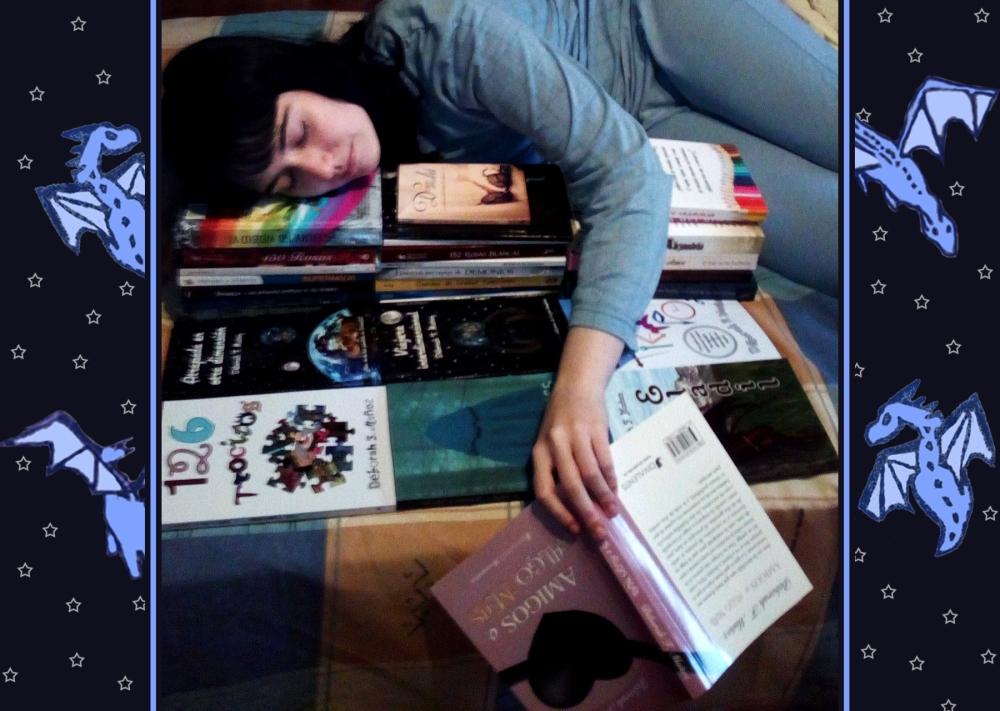déborah f. Muñoz con sus novelas