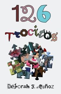 portada del libro de microrrelatos 126 trocitos