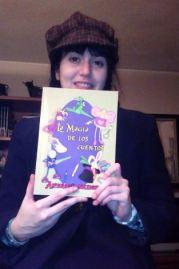 yo con La magia de los cuentos