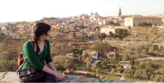 Escapada Toledo de Déborah F. Muñoz