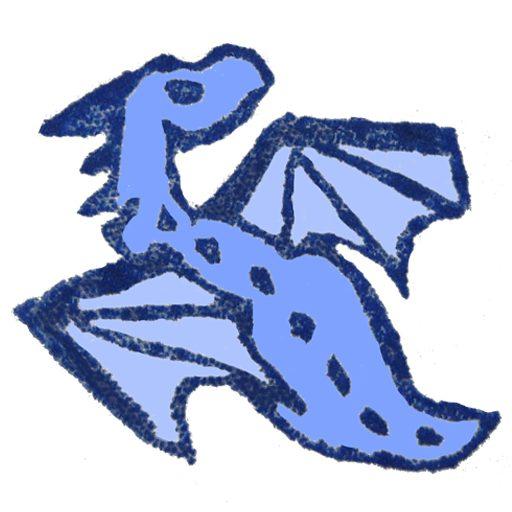 Icono del dragón de Déborah F. Muñoz