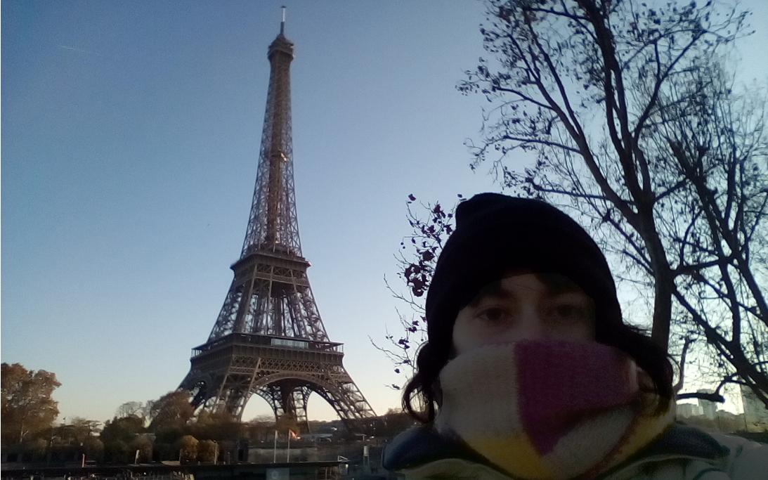 Viaje a París de la escritora y Bloguera Déborah F. Muñoz