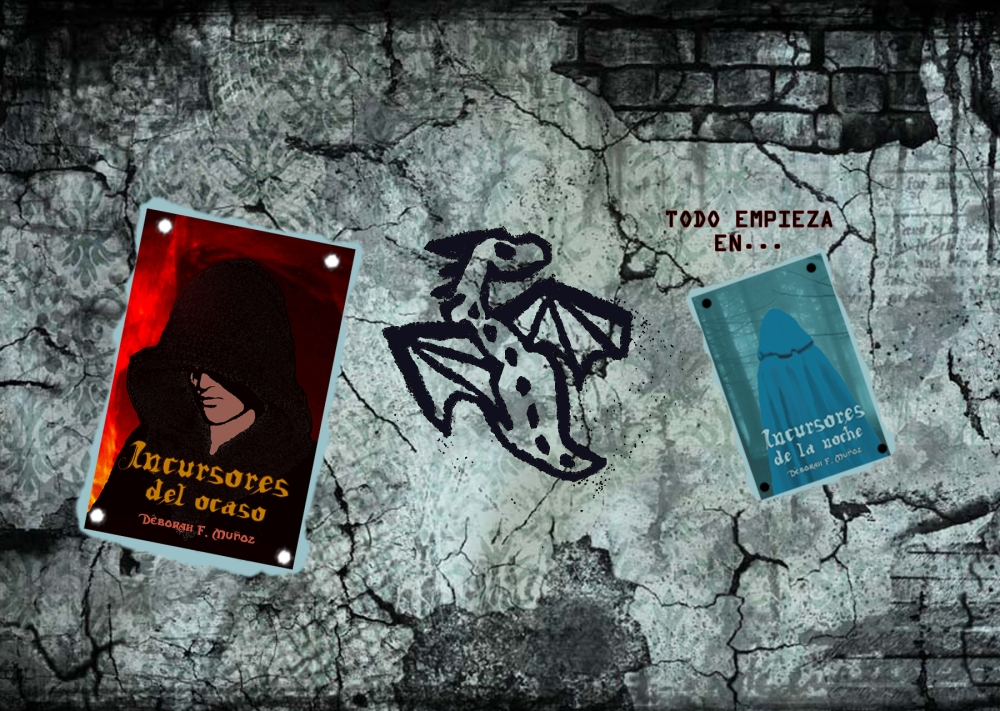 novela romántica paranormal ciberpunk incursores ocaso