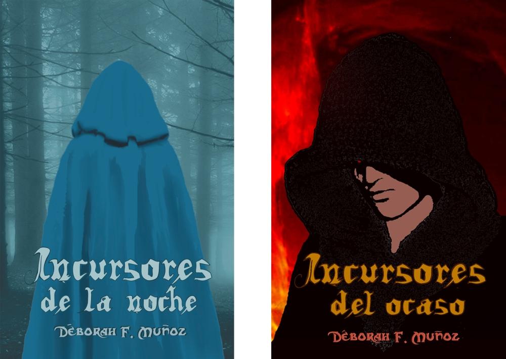 novela romántica paranormal ciberpunk incursores